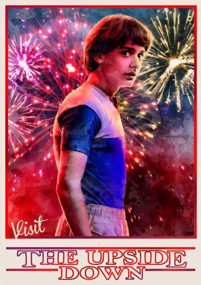 A3 Print - Stranger Things - Will Byers