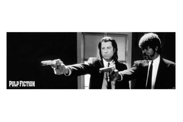 Pulp Fiction - Guns