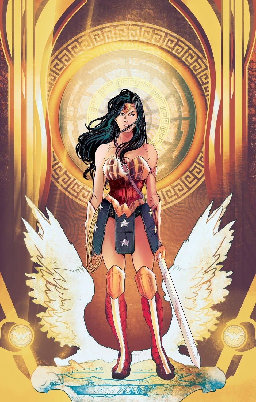 A3 Print - Wonder Woman