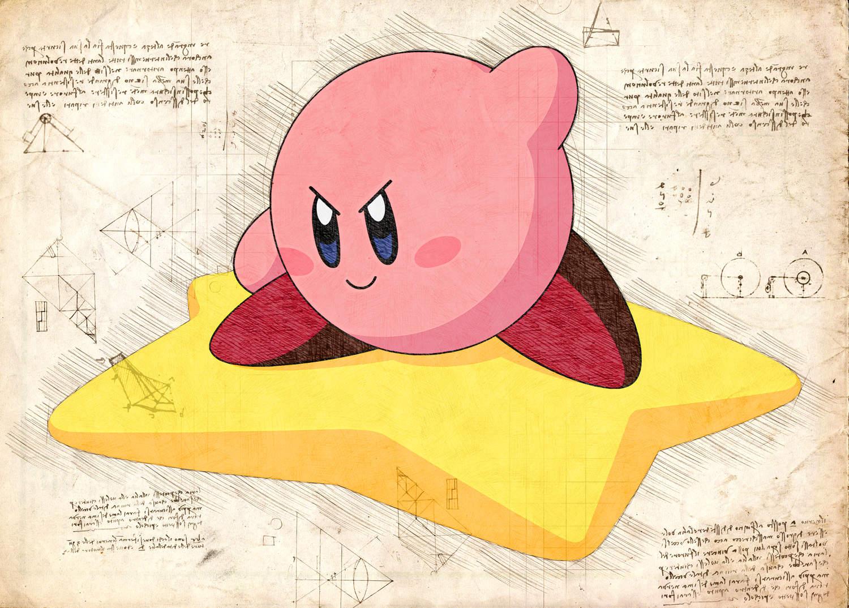 Pergament - Pokemon - Kirbi