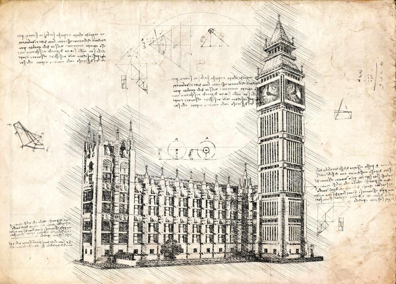 A3 Print - Big Ben