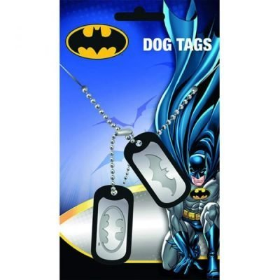Halsband - DC Comics Batman Dog Tags