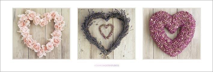 Howard Shooter - Love Hearts - Hjärtan
