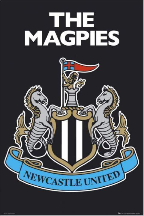 Newcastle United - Club crest