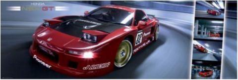 Honda - Easton NSX GT