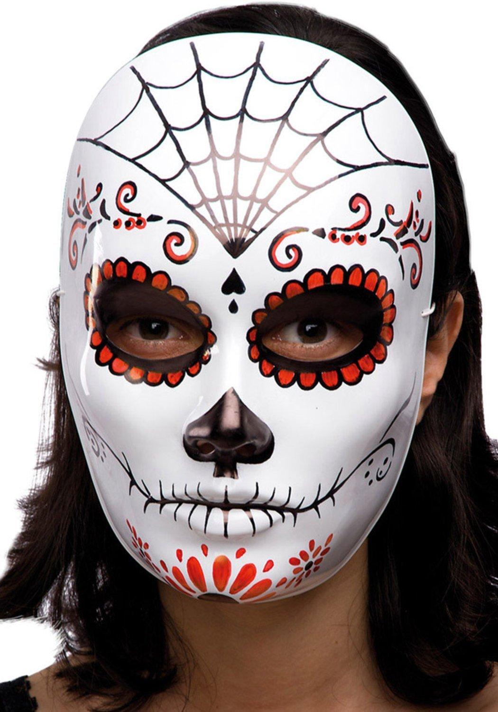 Ansiktsmask - Mexican skull mask
