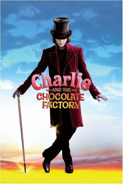 Charlie and the Chocolate Factory - Willy Wonka (Depp)