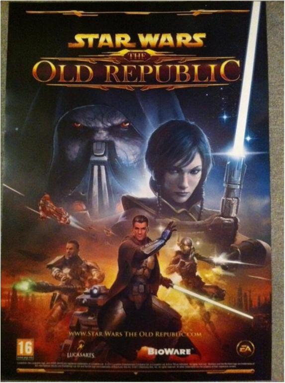 Star Wars - The Old Republic - NY!