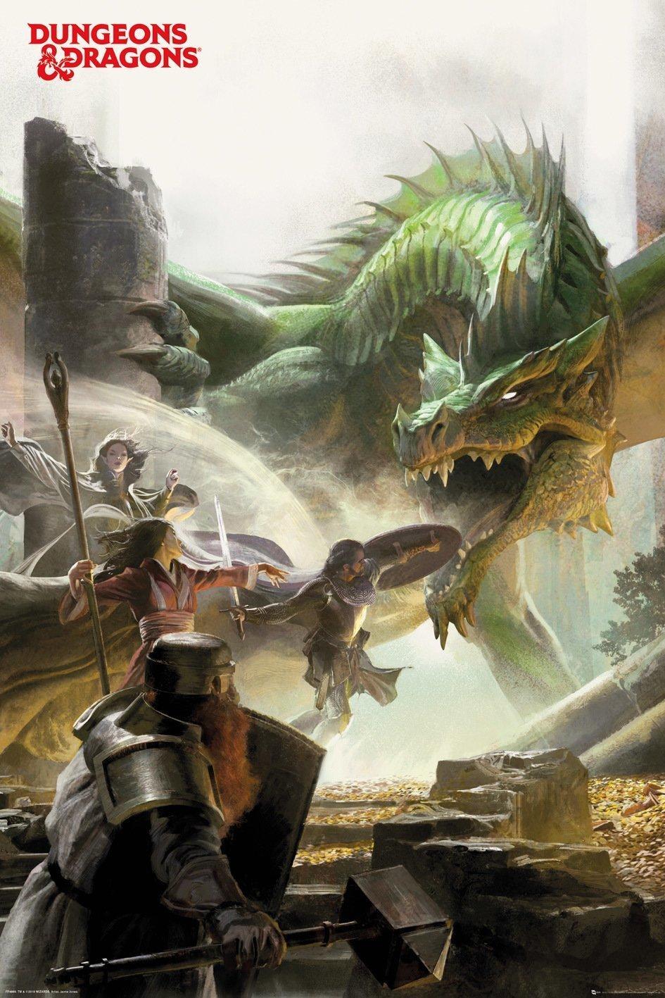 Dungeons & Dragons - Adventure (Drakar och Demoner)