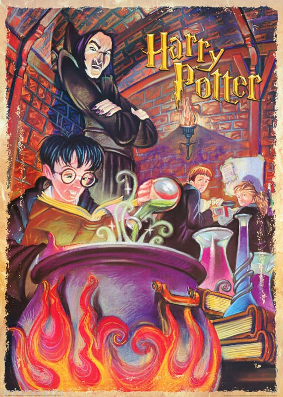 Harry Potter - In Class