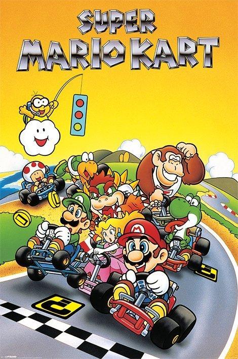 Nintendo - Super Mario Kart