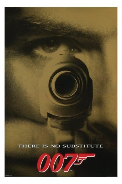James Bond - There is no substitute