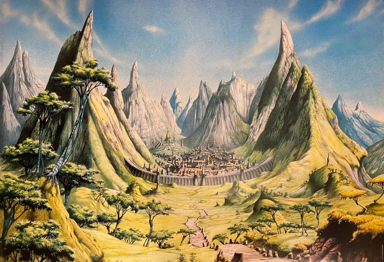 Walled Kingdom