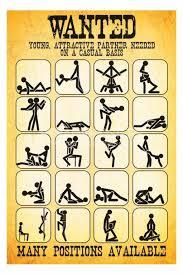 Wanted - Sex Positions