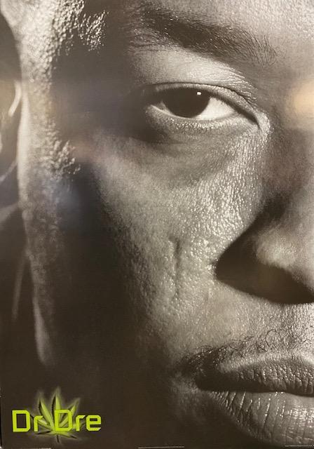 Dr Dre - Close up