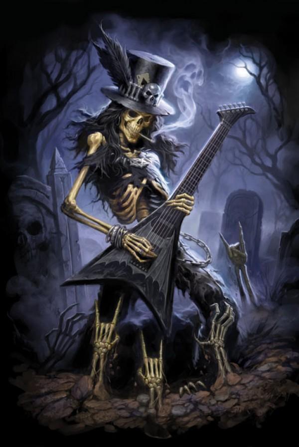 Play Dead Guitar