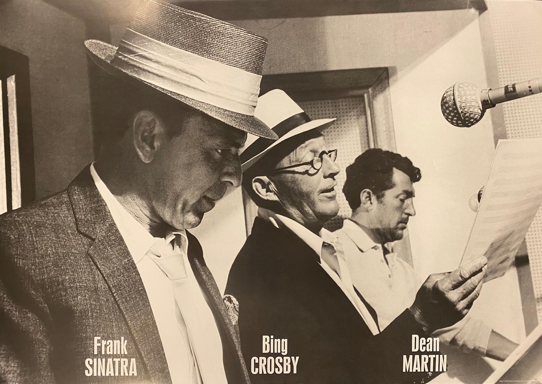 Sinatra - Crosby - Martin
