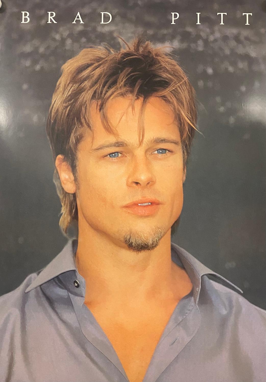 Brad Pitt - Grey shirt