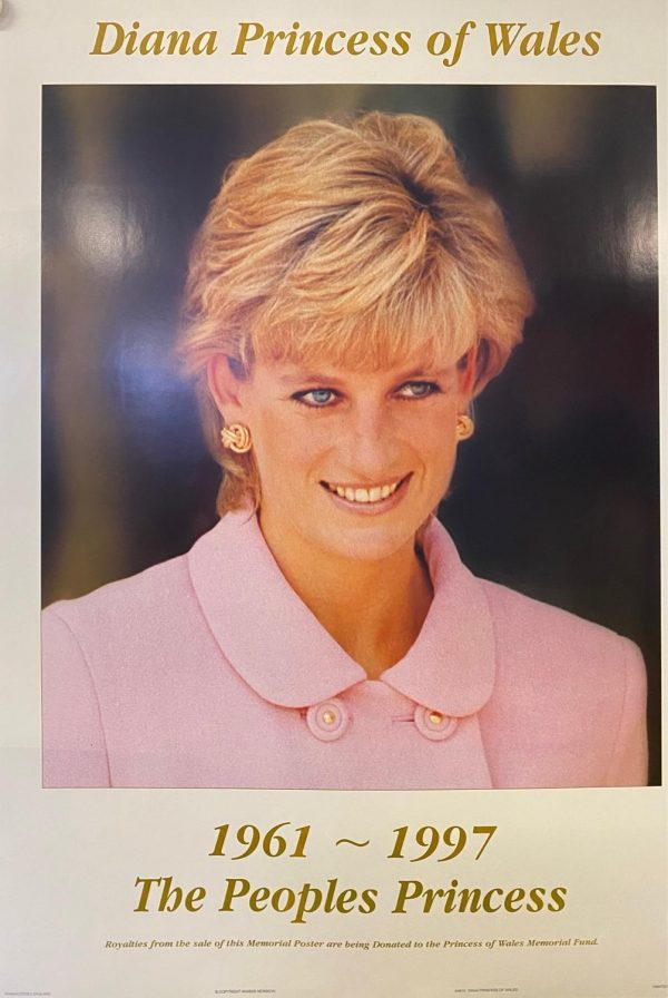 Princess Diana - The peoples princess