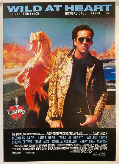 Wild at heart - One Sheet
