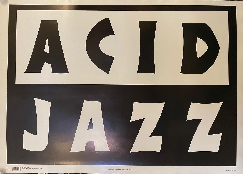 Acid Jazz - Poster