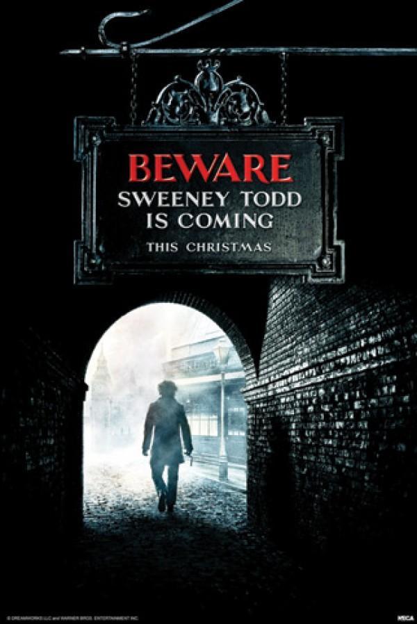 Sweeney Todd - Teaser