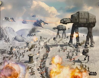 Star Wars - Battle Hoth