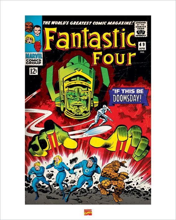 Fantastic Four - Comic