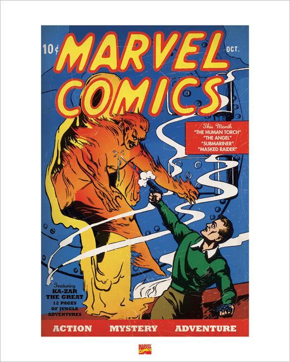 Marvel Comics - Human Torch