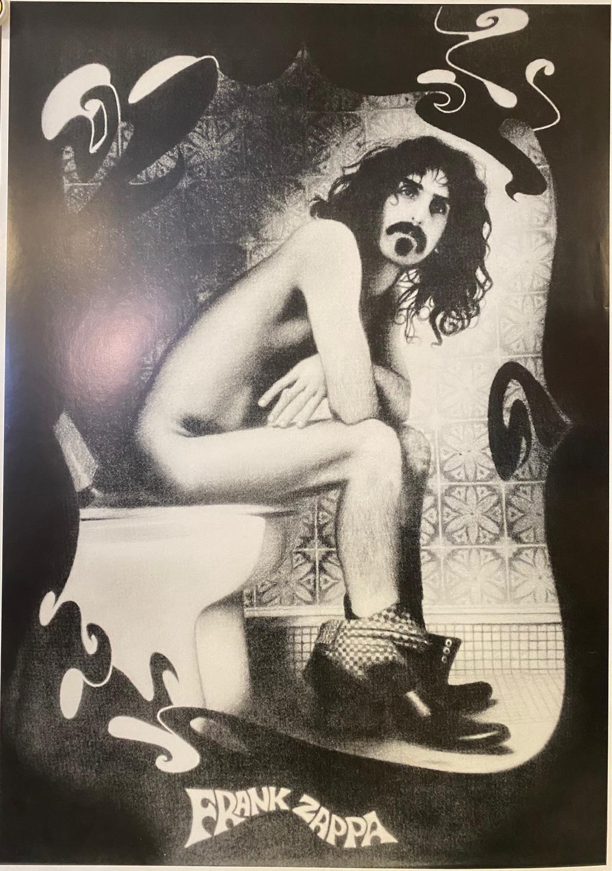 Frank Zappa - Toilet