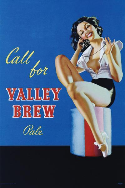 Valley Brew - Pinup