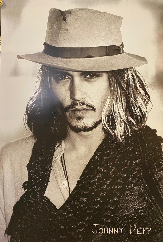 Johnny Depp - Hat