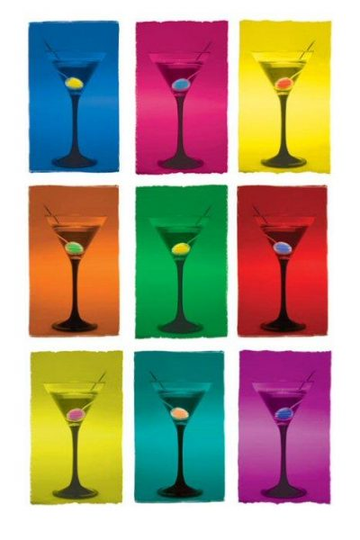 Martini - Pop Art