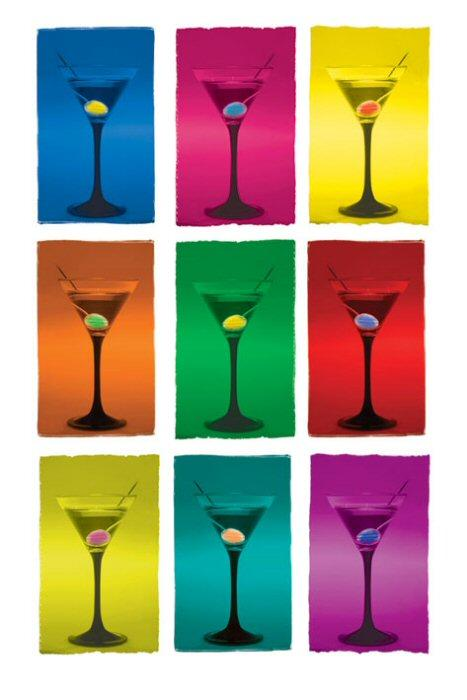 Martini - Pop Art