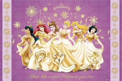 Disney - Shine like a star