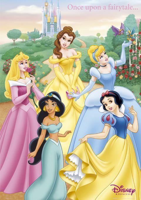 Disney - Once upon a fairytale