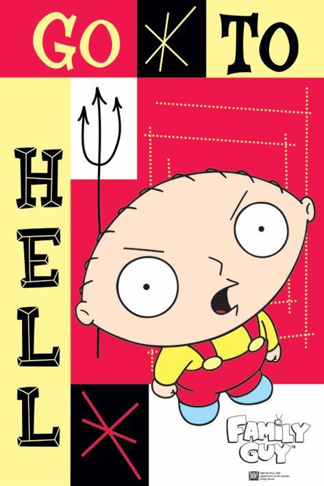 Family Guy - Hell