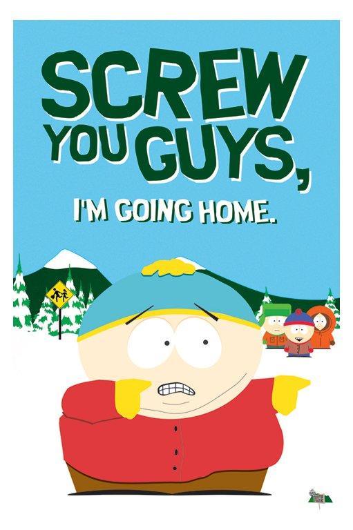 South Park - Screw you guys