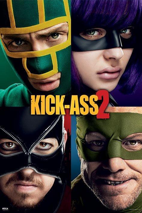 Kick Ass 2 - Panels
