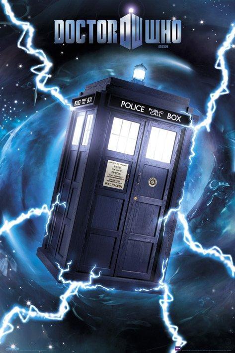 Doctor Who - Tardis Metallic