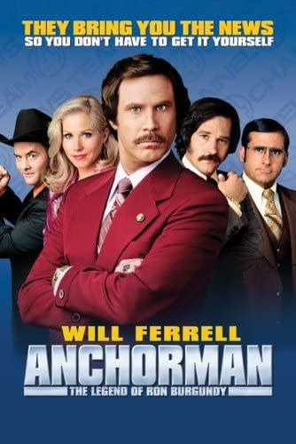 The Anchorman - Will Ferell
