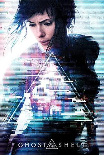 Ghost In The Shell - One Sheet