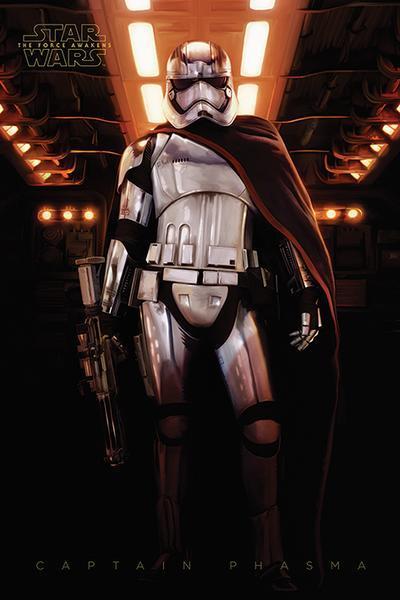 Star Wars - The Force Awakens - Captain Phasma