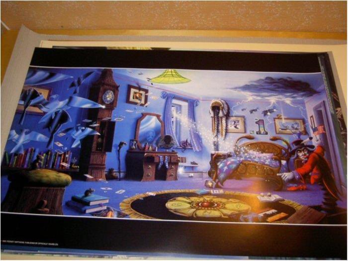 Rodney Matthews-Fantasy Art 11 (Magic card player)