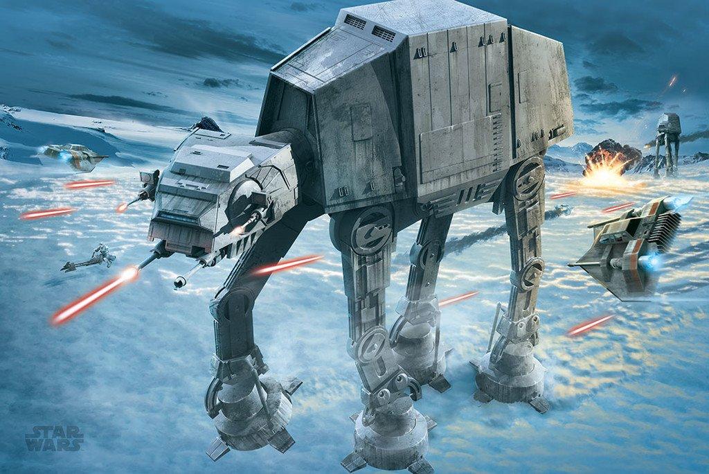 Star Wars - AT-AT Attack