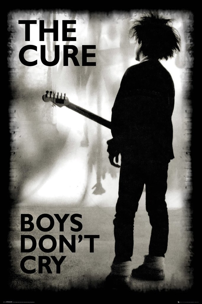 The Cure - Boys don´t cry