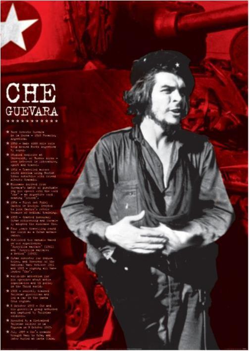 Che Guevara - Facts