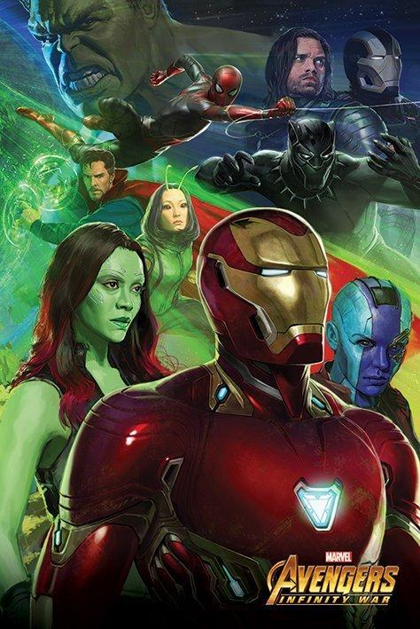 Avengers - Infinity War - Iron Man
