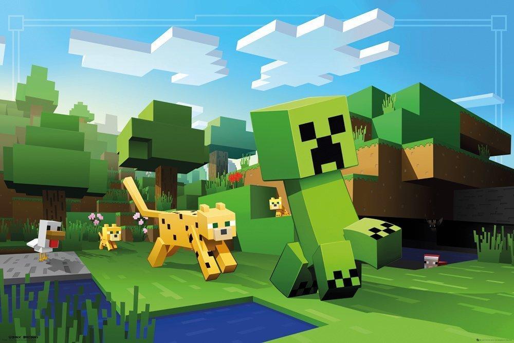 Minecraft - Ocelot Chase