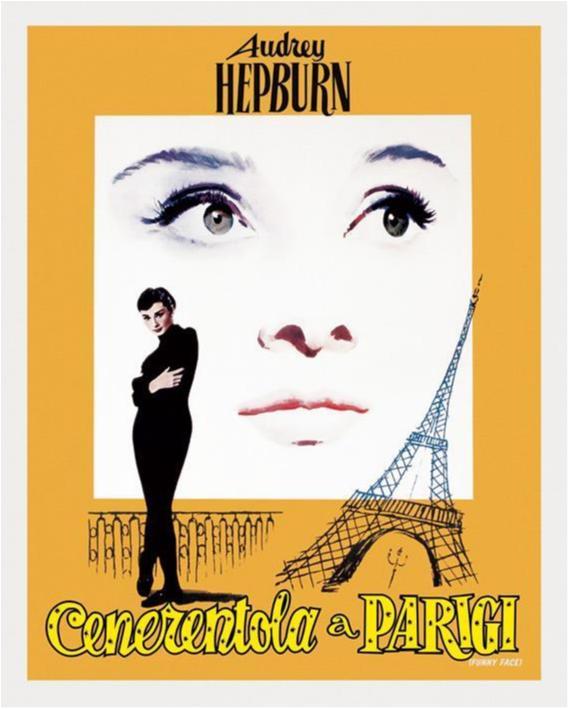 Audrey Hepburn - Funny Face Italian